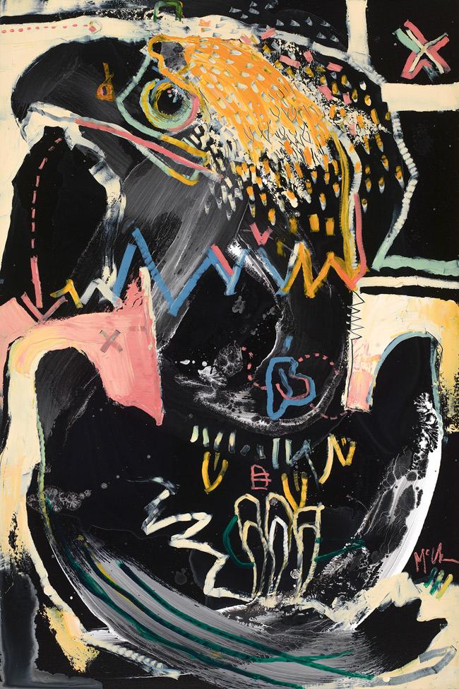 Hunter McClendon Fine Art Modern Fine Art Asheville Painting