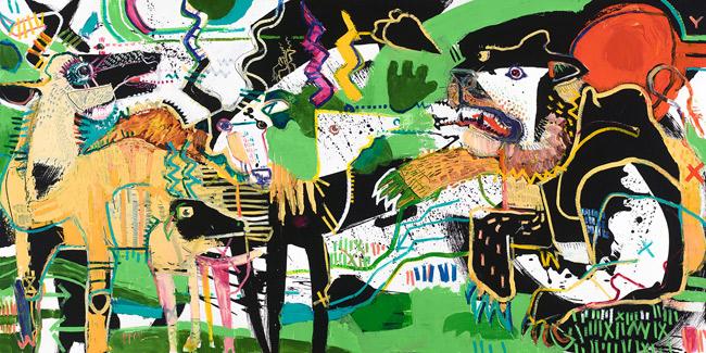 Y McClendon Fine Art Modern Fine Art Asheville Painting