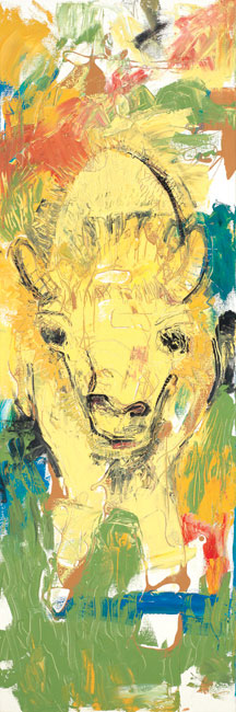 Bison II by Daniel McClendon